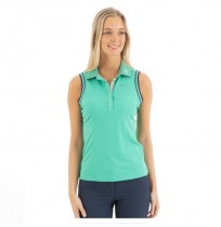ANKY® Sleeveless Polo Shirt