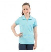 ANKY® Zip Polo Shirt Girls ATK201202