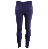 Montar Rijbroek Junior Crystal Pull-On Tights full grip